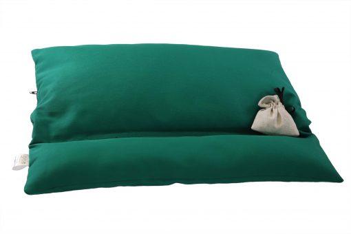 Grikių lukštų pagalvė su levandomis