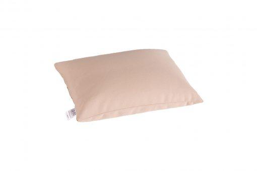 Grikių lukštų pagalvė (40x30 cm, smėlio sp.)