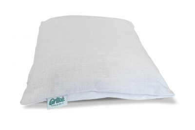 Grikių lukštų pagalvėlė