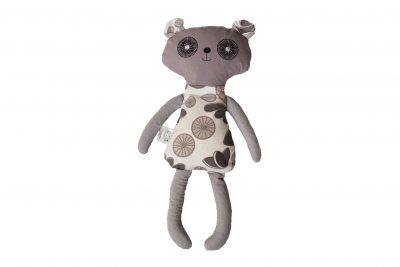 Grikių lukštų žaislas (šildyklė) Panda
