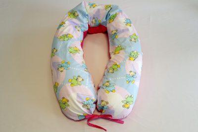 """Nėščiųjų pagalvė """"Gyvatėlė"""""""