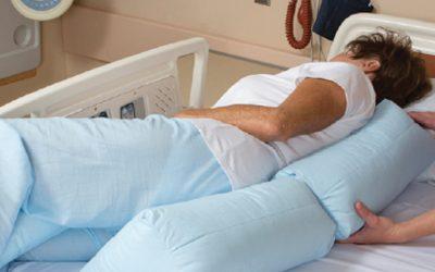Pacientų pozicionavimas ir jo svarba pragulų profilaktikoje